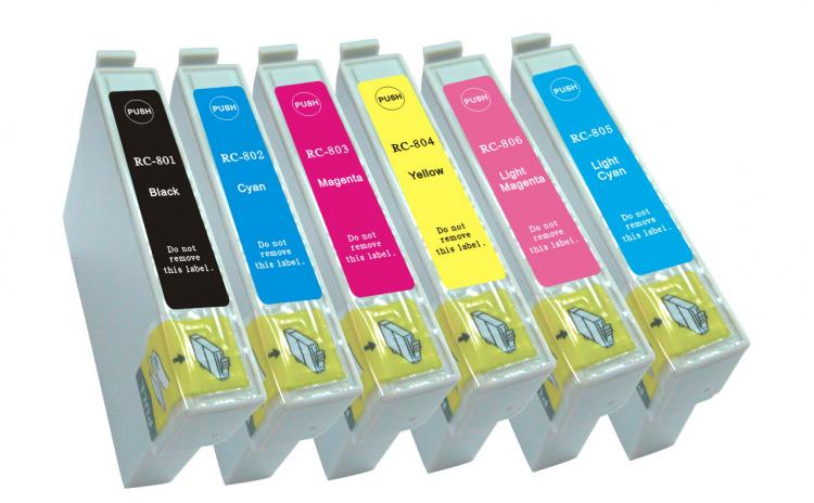 Lege inktcartridges inwisselen voor geld