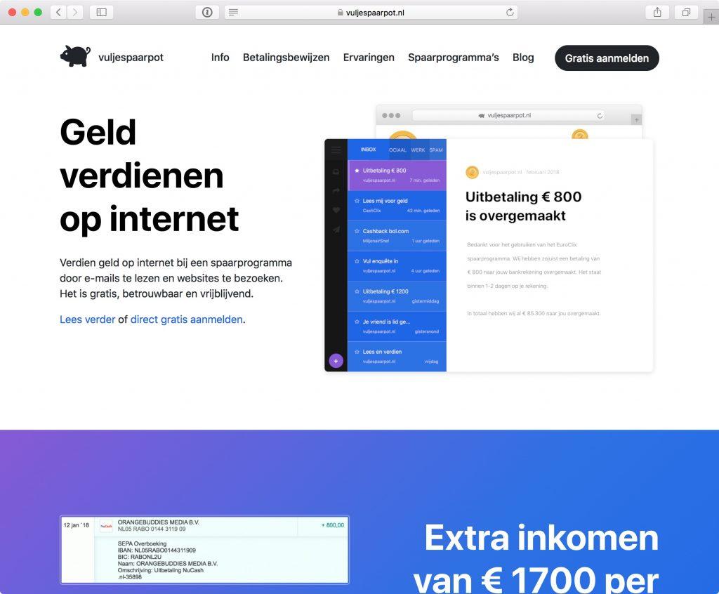 vuljespaarpot.nl versie 5